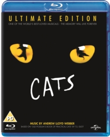 Cats, Blu-ray  BluRay