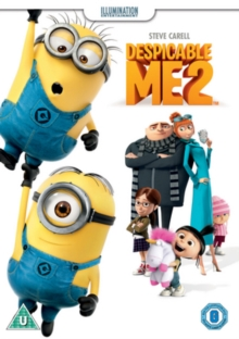 Despicable Me 2, DVD  DVD