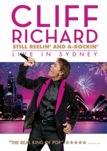 Cliff Richard: Still Reelin' and A-rockin' - Live in Sydney, DVD  DVD
