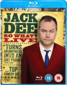 Jack Dee: So What? Live, Blu-ray  BluRay