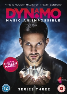 Dynamo - Magician Impossible: Series 3, DVD  DVD