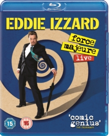 Eddie Izzard: Force Majeure - Live, Blu-ray  BluRay
