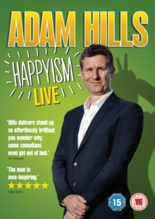 Adam Hills: Happyism, DVD  DVD