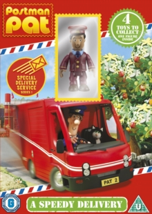 Postman Pat - Special Delivery Service: A Speedy Delivery, DVD  DVD