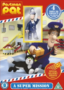 Postman Pat - Special Delivery Service: A Super Mission, DVD  DVD