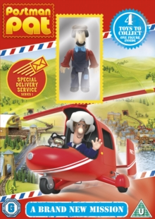 Postman Pat - Special Delivery Service: A Brand New Mission, DVD  DVD