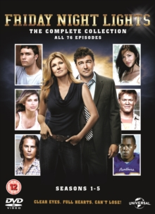 Friday Night Lights: Series 1-5, DVD  DVD