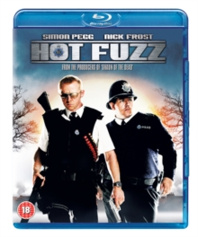 Hot Fuzz, Blu-ray  BluRay