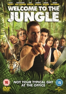 Welcome to the Jungle, DVD  DVD