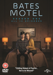 Bates Motel: Season One, DVD DVD