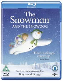 The Snowman and the Snowdog, Blu-ray BluRay