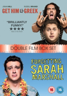 Forgetting Sarah Marshall/Get Him to the Greek, DVD  DVD