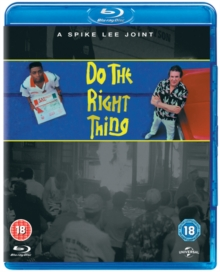 Do the Right Thing, Blu-ray  BluRay