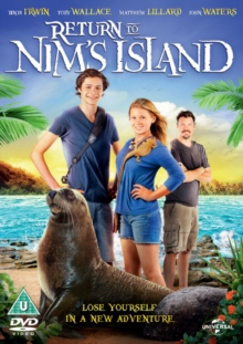 Return to Nim's Island, DVD  DVD