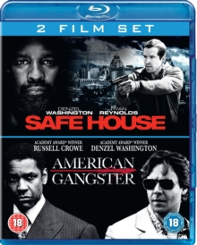 Safe House/American Gangster, Blu-ray  BluRay