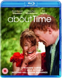 About Time, Blu-ray  BluRay