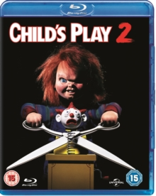 Child's Play 2, Blu-ray  BluRay