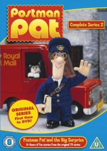 Postman Pat: Series 2 - Postman Pat's Big Surprise, DVD  DVD