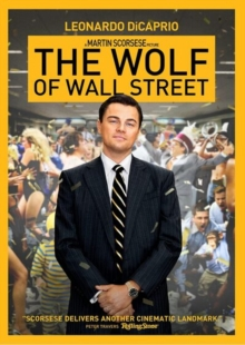The Wolf of Wall Street, DVD DVD