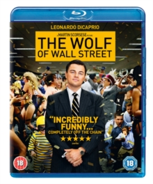 The Wolf of Wall Street, Blu-ray BluRay