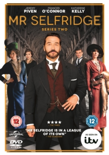 Mr. Selfridge: Series 2, DVD  DVD