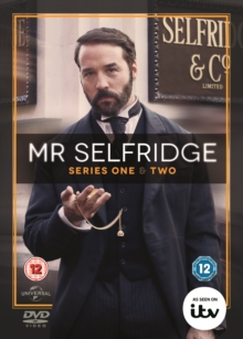 Mr. Selfridge: Series 1 and 2, DVD  DVD
