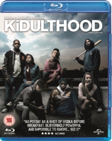 Kidulthood, Blu-ray  BluRay