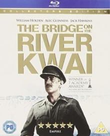 The Bridge On the River Kwai, Blu-ray BluRay