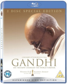 Gandhi, Blu-ray  BluRay