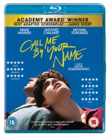 Call Me By Your Name, Blu-ray BluRay