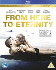 From Here to Eternity, Blu-ray  BluRay