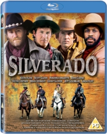 Silverado, Blu-ray  BluRay