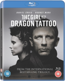 The Girl With the Dragon Tattoo, Blu-ray BluRay