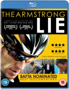 The Armstrong Lie, Blu-ray BluRay