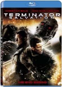 Terminator Salvation, Blu-ray  BluRay