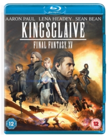 Kingsglaive: Final Fantasy XV, Blu-ray BluRay
