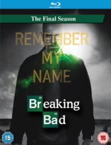 Breaking Bad: Season Five - Part 2, the Final Season, Blu-ray  BluRay