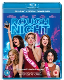 Rough Night, Blu-ray BluRay