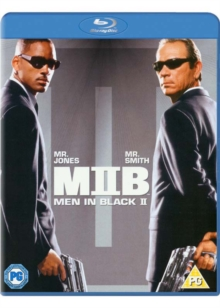 Men in Black 2, Blu-ray  BluRay