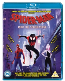 Spider-Man - Into the Spider-verse, Blu-ray BluRay