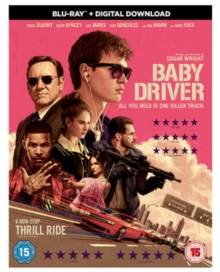 Baby Driver, Blu-ray BluRay