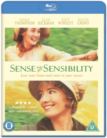 Sense and Sensibility, Blu-ray  BluRay