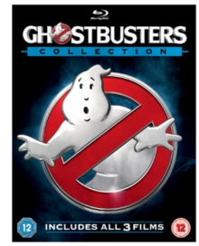 Ghostbusters 1-3 Collection, Blu-ray BluRay
