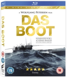 Das Boot: The Director's Cut, Blu-ray  BluRay