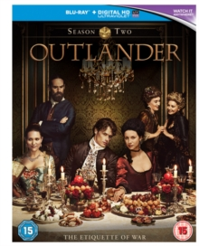 Outlander: Season Two, Blu-ray BluRay