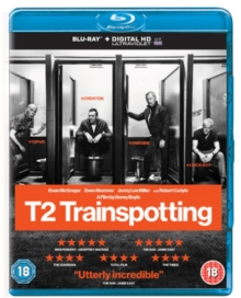 T2 Trainspotting, Blu-ray BluRay