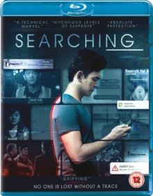Searching, Blu-ray BluRay