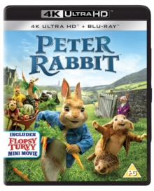 Peter Rabbit, Blu-ray BluRay