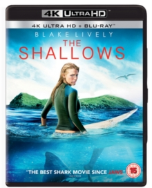 The Shallows, Blu-ray BluRay