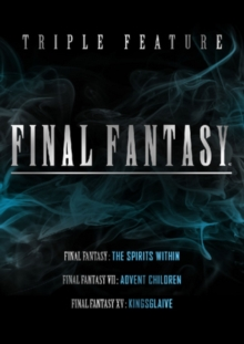 Final Fantasy Triple Feature, DVD DVD